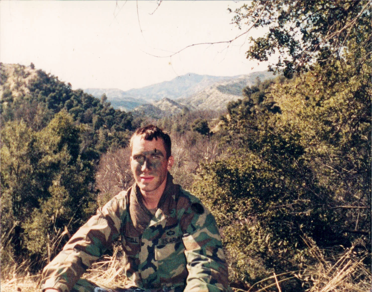 Fort Hunter Liggett - gmf