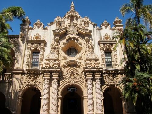 Casa del Prado in Balboa Park