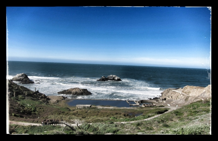 The Site of the Sutro Baths