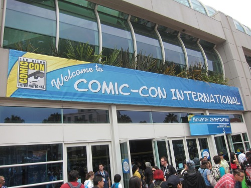 Welcome to Comic-Con