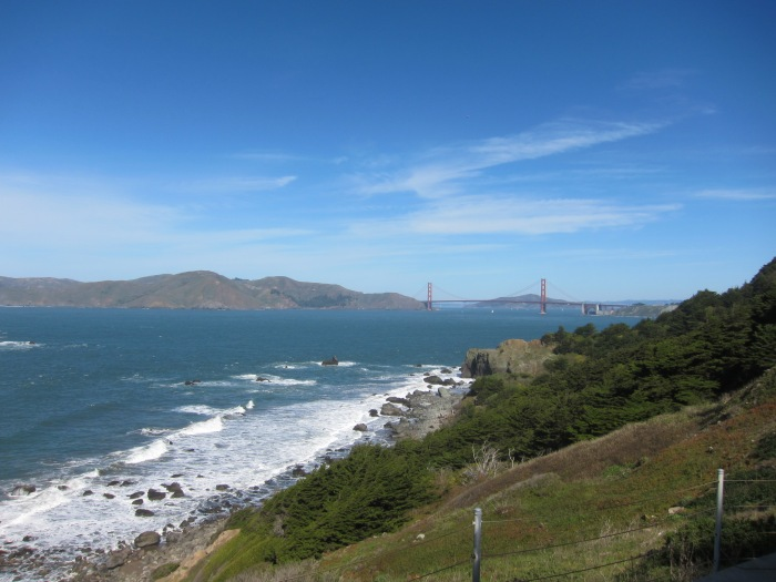Golden Gate Bridge from LET