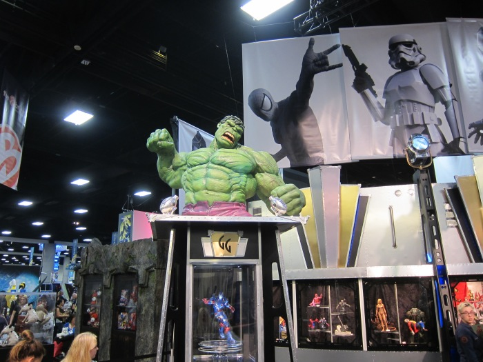 Hulk at CC2013