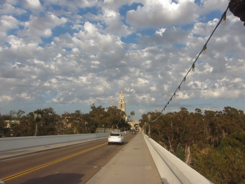 Cabrillo Bridge, Balboa Park