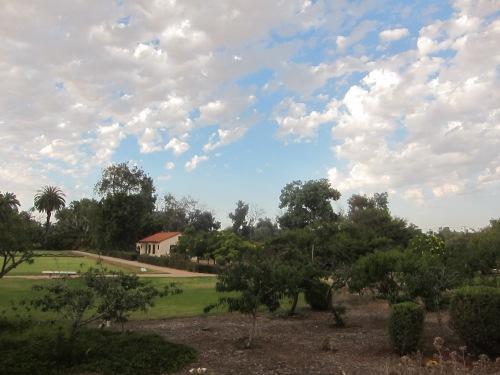 Balboa Park, San Diego. 24 August 2013.