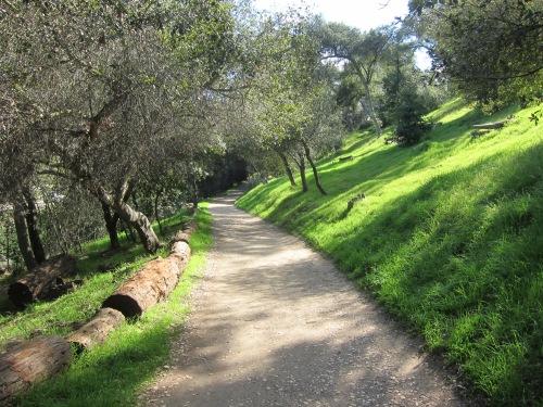 Balboa Park Trail