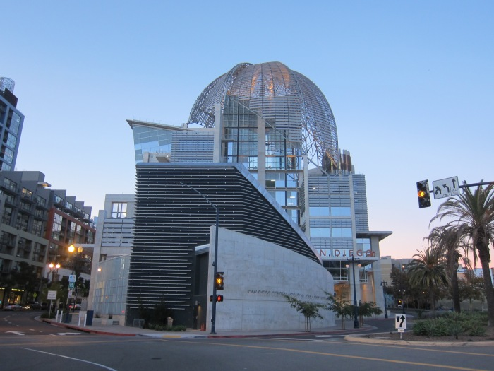 The San Diego Central Library