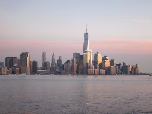 WTC 1 from Hoboken