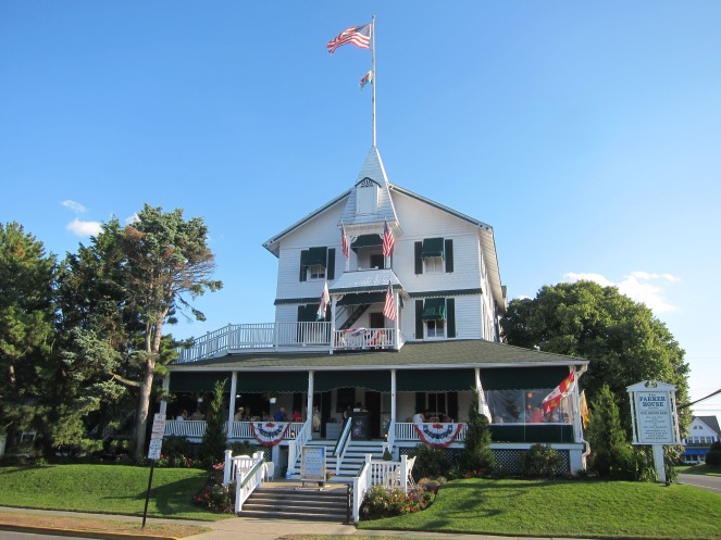 The Parker House, Sea Girt, NJ