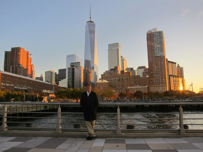 1 WTC and Battery Park City