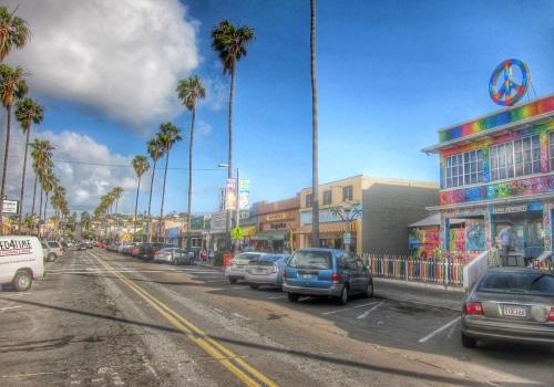 Newport Ave., Ocean Beach, San Diego