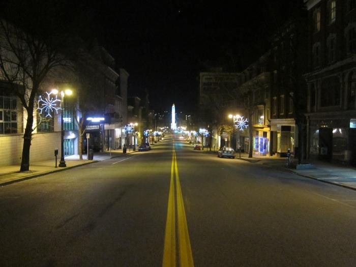 Northampton St. Easton, PA