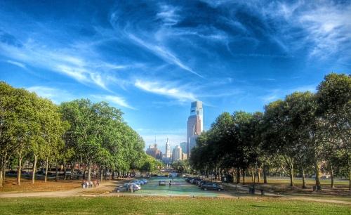 Philadelphia in HDR