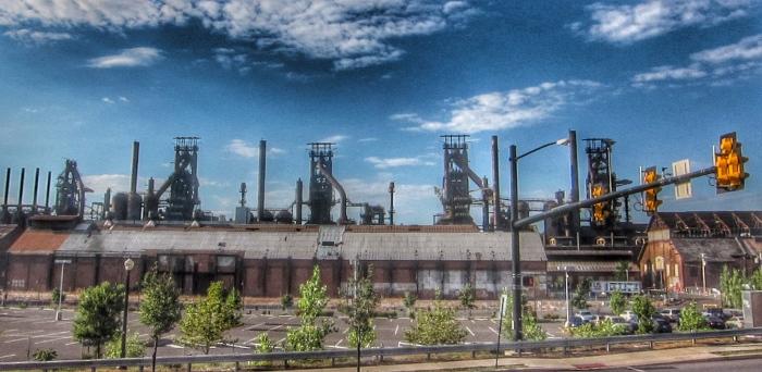 Beth Steel HDR Furnaces