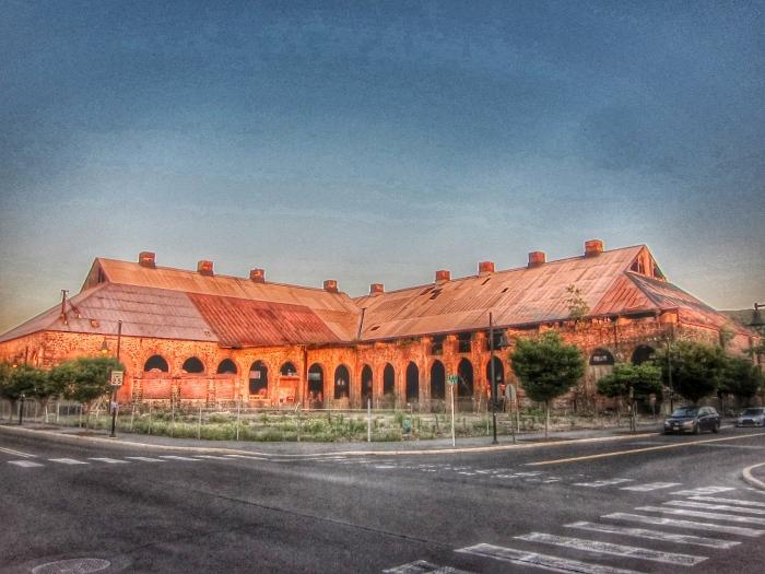 The Original Bessemer Steel Building c 1872