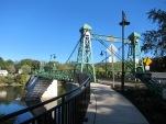 The Riegelsville Bridge