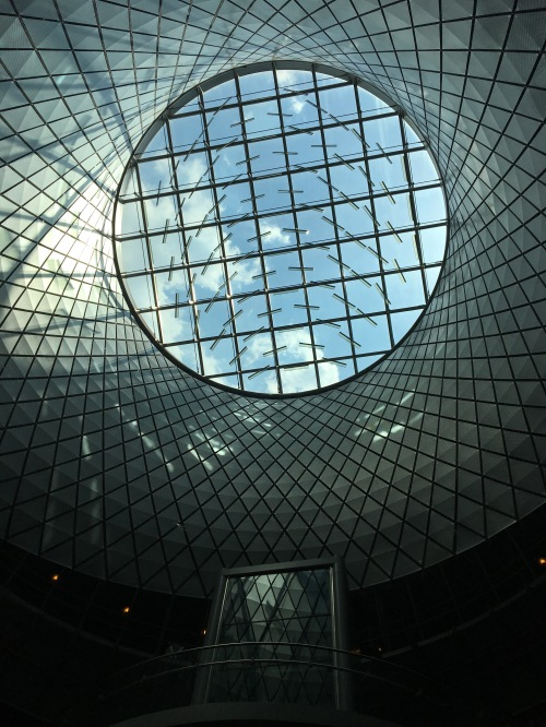 The Oculus Fulton St