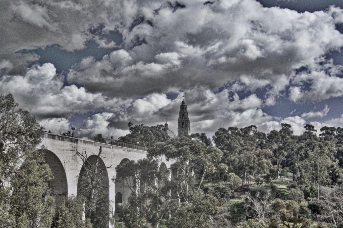 Cabrillo Bridge Tonality HDR