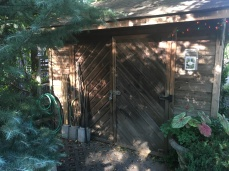 LCG Shed