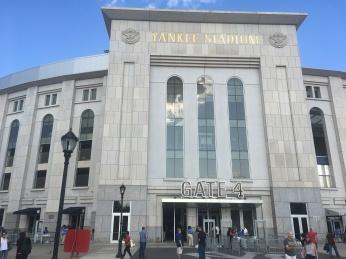 Gate 4 at Yankee Stadium