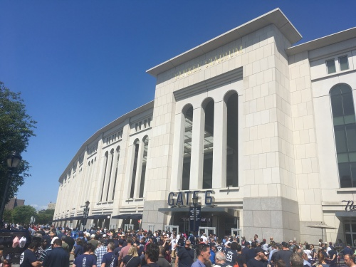 Yankee Stadium Gate 6