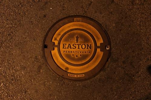 Easton Manhole Cover