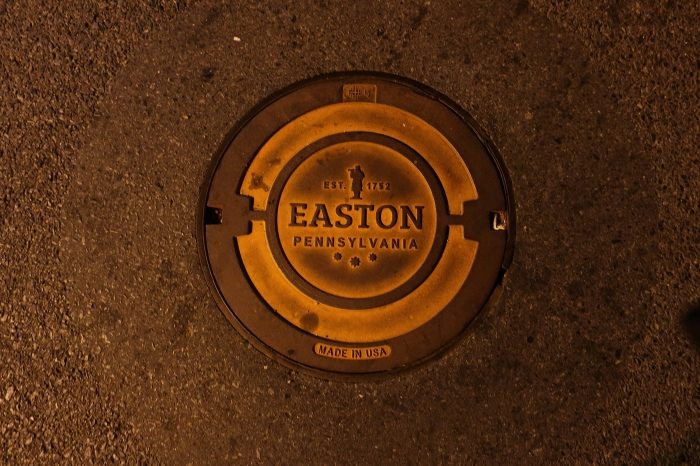 Easton Manhole Cover