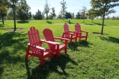 GI Red Chairs