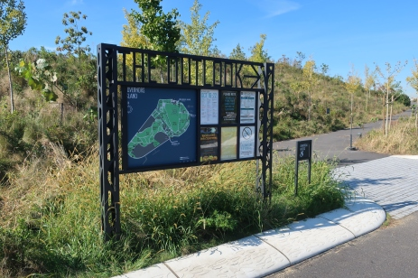 GI The Outlook Sign