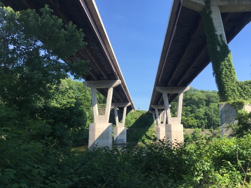 Route 78 Bridges SE