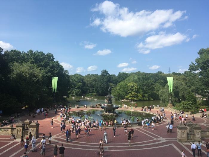 CP Bethesda Fountain